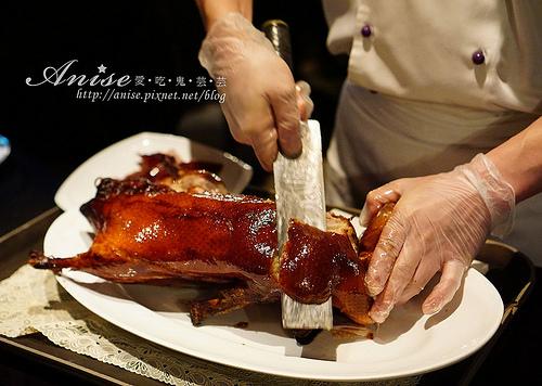 頤宮中餐廳(君品酒店),烤鴨皮脆肥腴豐潤超好吃@2018台北米其林三星 @愛吃鬼芸芸