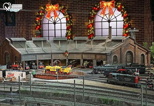 橫濱景點.原鐵道模型博物館,鐵道迷一生一定要去一次的博物館 @愛吃鬼芸芸