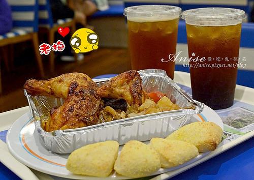 21世紀風味館,老梅烤雞酸香好滋味..還有千頌伊的韓式炸雞!(已抽出得獎者) @愛吃鬼芸芸