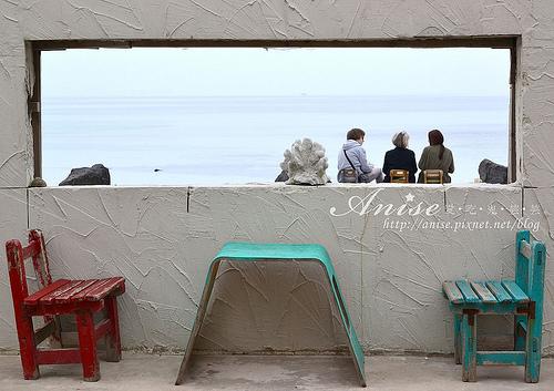 濟州島.特產大麥飯、美麗的金寧海水浴場、滿是特色咖啡店的月汀里海邊 @愛吃鬼芸芸