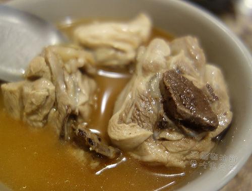 遼寧夜市美食.阿圖麻油雞 @愛吃鬼芸芸
