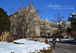 今日熱門文章:首爾景點~絕美的梨花大學雪景