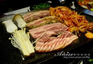 今日熱門文章:首爾美食~新村站八色五花肉@102年首爾行