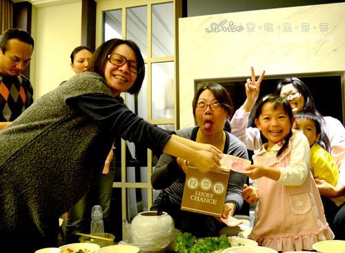 2012耶誕跨年姊妹趴@六福居 @愛吃鬼芸芸