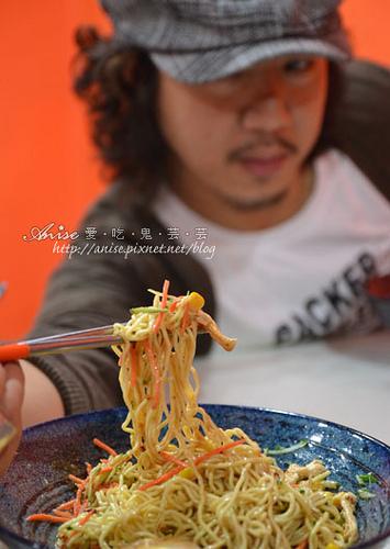 樂水庫房~堅持好食材的健康麵食 @愛吃鬼芸芸