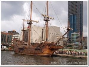 今日熱門文章:西班牙仿古船(古戰船)安達魯西亞號,暫停基隆港!