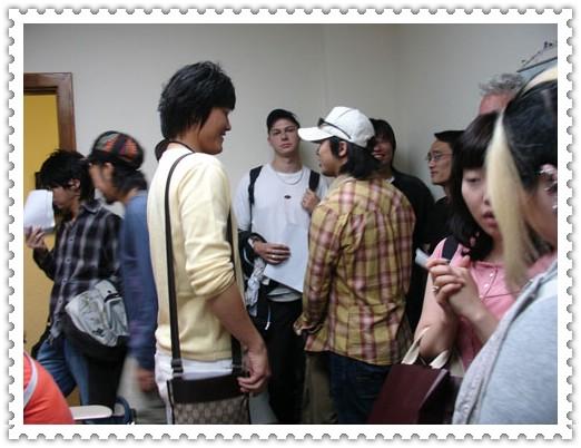 96.06.29 畢業典禮 + 雲霧瀰漫之金門大橋健行鐵腿篇 @愛吃鬼芸芸
