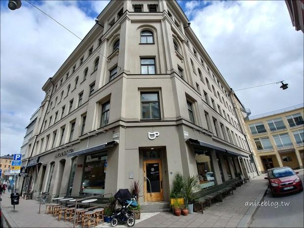 斯德哥爾摩九大FIKA聖地(1):Café Pascal,滿是北歐小鮮肉的時髦咖啡店