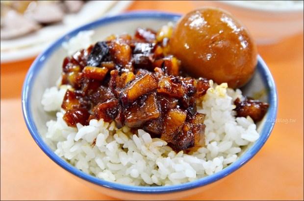 東門市場美食.黃媽媽米粉湯,東門城滷肉飯-傳統市場經典滷肉飯人氣王(姊姊食記)
