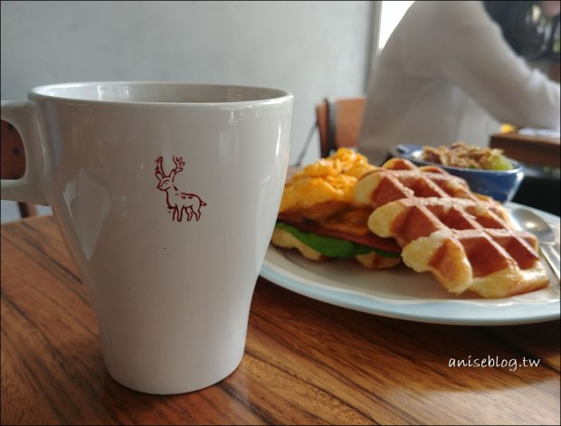 東區咖啡.Dears Waffle,舒適環境好聊天又可愛 (已歇業)