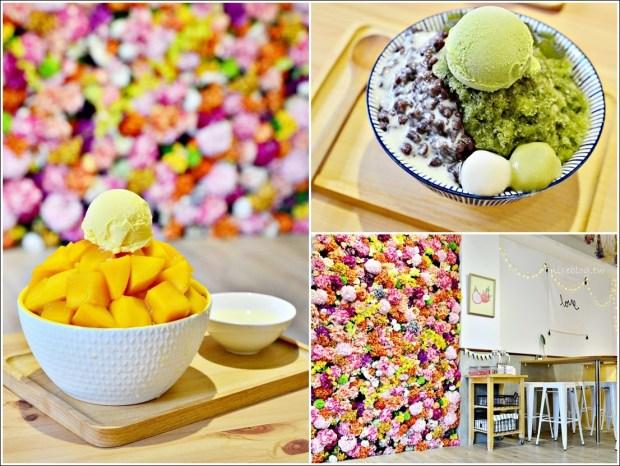 羅東美食.小島日和,季節限定芒果冰、和風刨冰,浪漫花牆IG打卡熱點(姊姊食記)