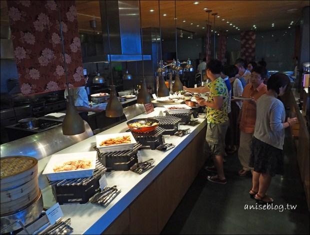 礁溪老爺酒店.雲天自助餐廳、岩波庭宜蘭廚房(含菜單)