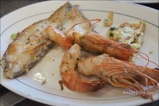 正典鐵板燒,罕見的整尾鮮魚料理