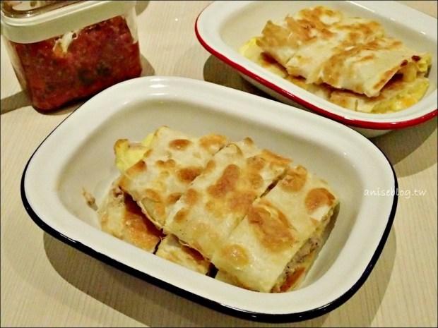 早澤手工蛋餅,鐵板肉蛋土司,台北早餐早午餐,中正紀念堂站美食(姊姊食記)