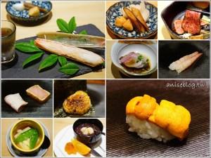 今日熱門文章:七道.鮨.新食.日本料理,精緻美味日式無菜單料理