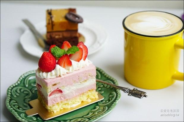 嘉義咖啡甜點 | 甜心亭 sweeting pastry 甜點咖啡,可愛的溫馨小店 in 老屋