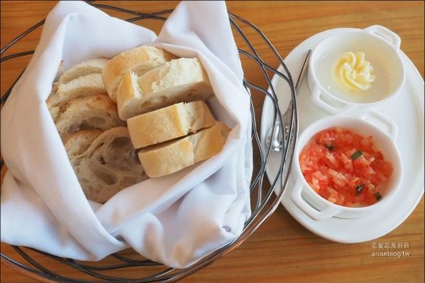 再訪歐傑洛義式餐廳,商業午餐超划算!@2018米其林餐盤
