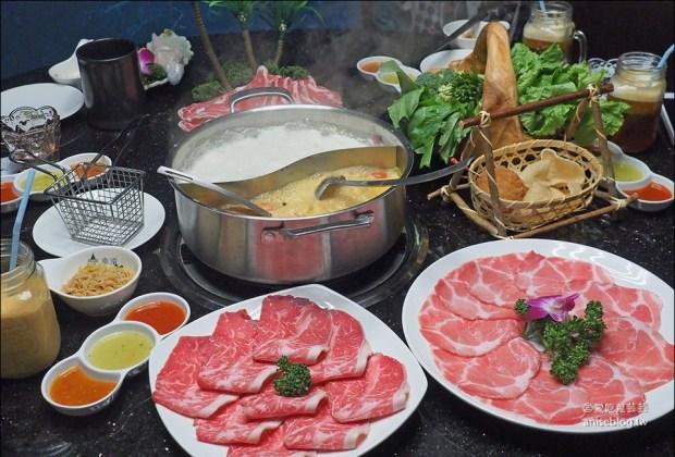 泰滾泰式火鍋(再訪),東區美味泰式火鍋推薦 @Bistro 98
