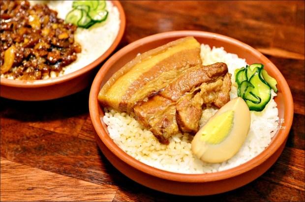羅東大方食坊,陶碗蒸飯、滷肉飯控肉飯,手工醬油在地好食(姊姊食記) @愛吃鬼芸芸