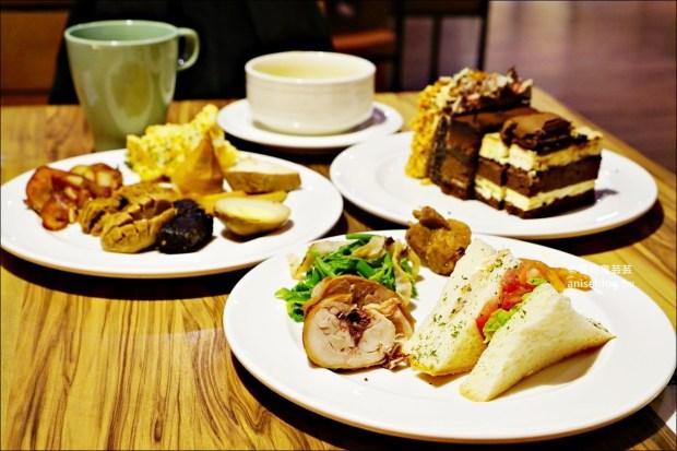 順成蛋糕內湖店,蛋糕、滷味、咖啡輕食吃到飽,捷運西湖站美食(姊姊食記) @愛吃鬼芸芸