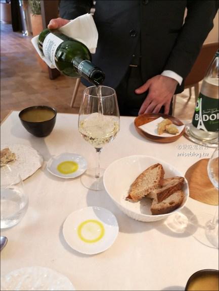 巴黎米其林一星 | Nomicos,午餐 350ml 酒喝好喝滿,甜點超厲害!
