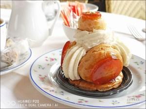 今日熱門文章:巴黎美食 | Carette,超夯巴黎傳統老咖啡廳,我是為了聖多諾黑泡芙來的!