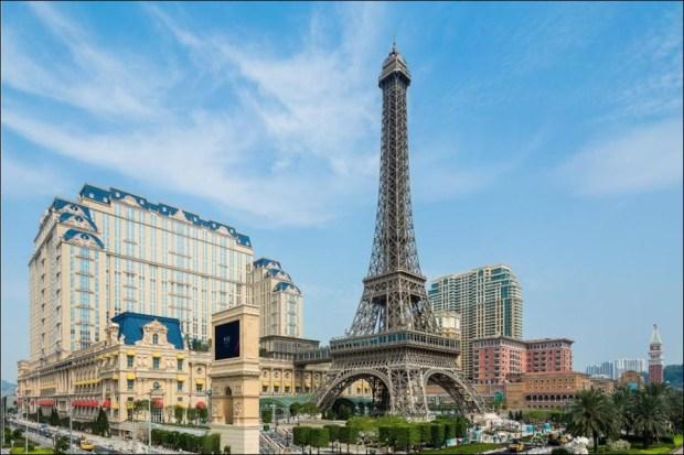 澳門住宿 | 巴黎人酒店,不用到巴黎也能看鐵塔! @愛吃鬼芸芸