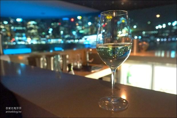 雪梨唯美玻璃船晚宴,絕美夜景佐餐酒、飲料無限暢飲,顛覆想像的超級美味晚餐 @愛吃鬼芸芸