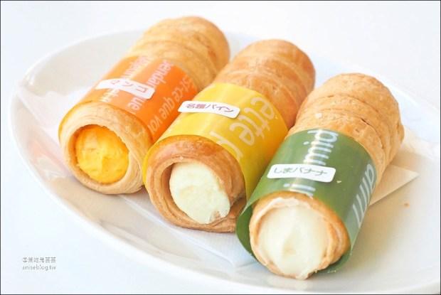 沖繩伴手禮   Pippi 酥脆奶油捲,最愛酸甜鳳梨口味😍 @愛吃鬼芸芸