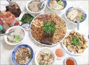 今日熱門文章:嘉義美食 | 南京路老店麵食館,滷菜的擺盤根本是藝術品來著!
