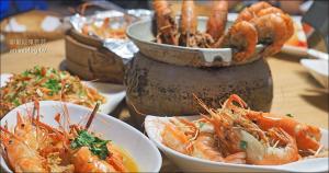 今日熱門文章:百家班活蝦,肥美新鮮口味多,超豐盛的蝦蝦饗宴!
