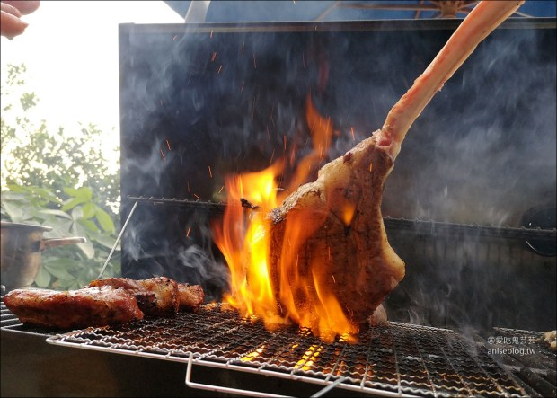 2018 中秋烤肉趴,每年都要從早吃到晚! @愛吃鬼芸芸