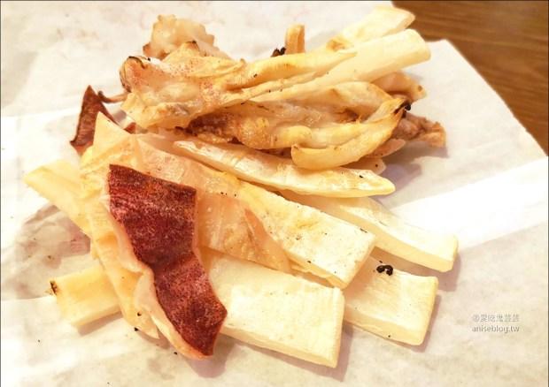 嘉義文化夜市隱藏版美食 | 開心魷碳烤魷魚、 漳傳統飲料