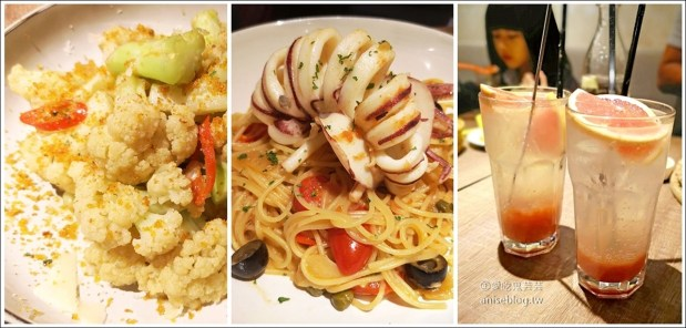 請請義大利餐廳逸仙店 | 料好實在、美味份量大,飯友們都超滿意! @愛吃鬼芸芸