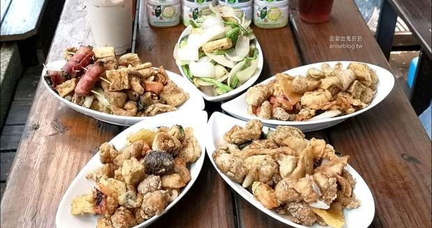 澎湖宵夜 | 阿梅鹹酥雞、鹹水號豆漿蛋餅小賣所 @愛吃鬼芸芸