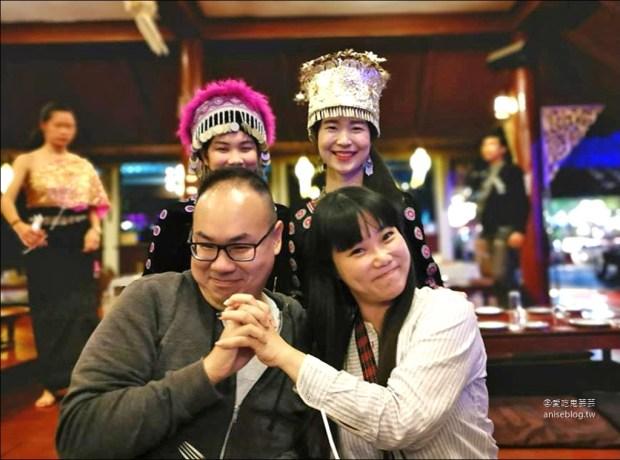 清邁必吃!康托克帝王餐,傳統帝王式料理吃到飽,還有精彩歌舞秀
