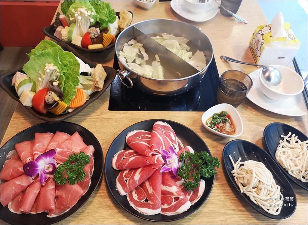 小滿鍋物,商午只要 $188,東區平價涮涮鍋 (文末菜單)