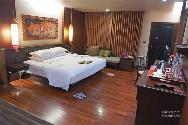 清邁住宿推薦 | Siripanna Villa Resort and Spa 清邁西麗帕娜别墅度假村 @愛吃鬼芸芸