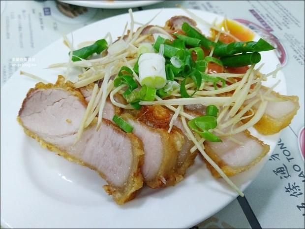 伍條通手工米苔目,黃金燒肉大推薦,萬華區美食小吃老店(姊姊食記) @愛吃鬼芸芸