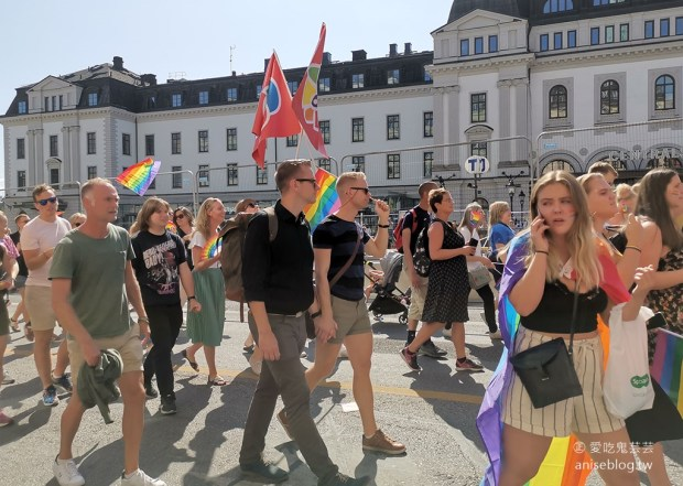 2019 斯德哥爾摩同性戀大遊行