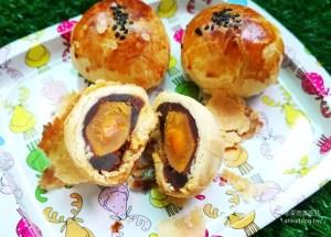 網站近期文章:蛋黃酥 @ 拉波兒麵包店,酥香不甜膩,聽說蒼阿胖也很厲害!