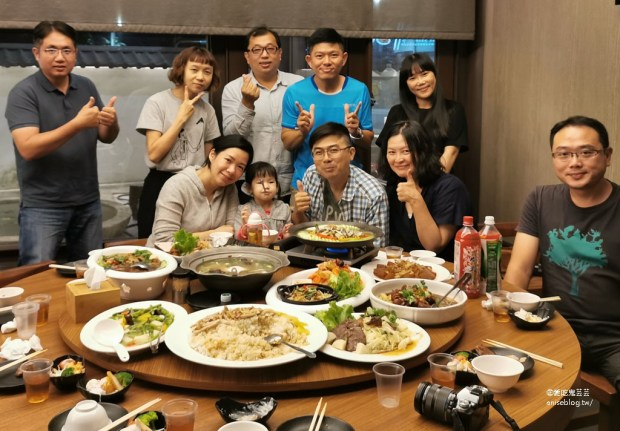 噴水雞肉飯小雅店,雞肉飯辦桌版,超適合宴客!