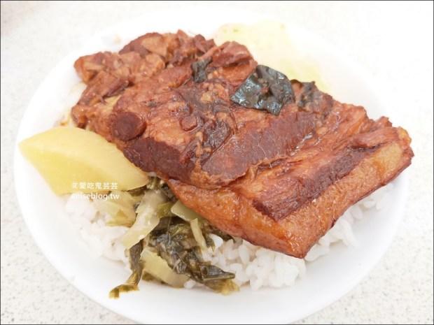 老牌黃記燉肉飯,西門町老字號平價小吃(姊姊食記) @愛吃鬼芸芸