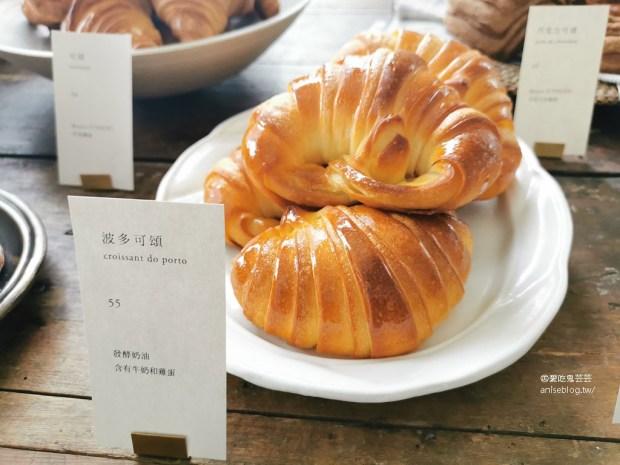 嘉義小花麵包店,一週只開兩天的超人氣排隊日系麵包店