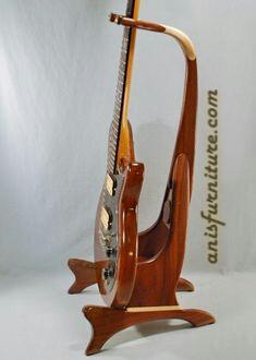 dudukan gitar listrik