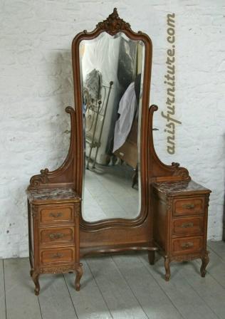 kaca cermin jati jepara