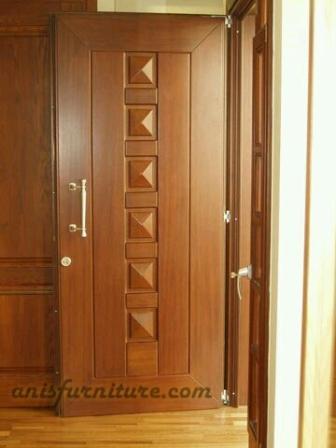 pintu jati modern