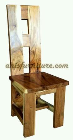 kursi makan trembesi