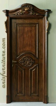 pintu ukiran jati jepara