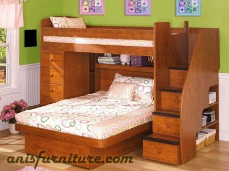 set kamar tidur anak